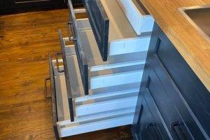 FlatPak ConneXion Kitchen Insallation 10