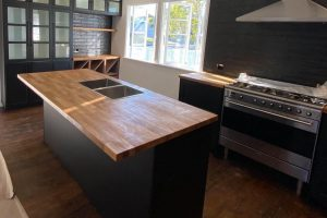FlatPak ConneXion Kitchen Insallation 11