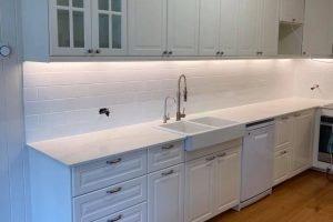 FlatPak ConneXion Kitchen Insallation 12