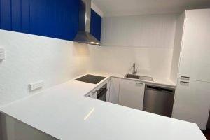 FlatPak ConneXion Kitchen Insallation 14
