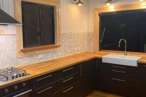 FlatPak ConneXion Kitchen Insallation 17