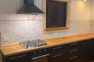 FlatPak ConneXion Kitchen Insallation 18
