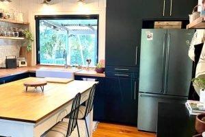 FlatPak ConneXion Kitchen Insallation 2