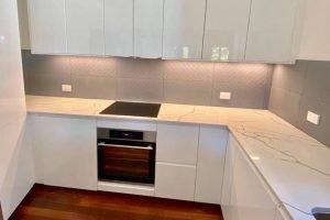FlatPak ConneXion Kitchen Insallation 23