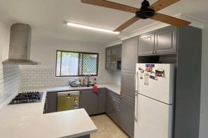 FlatPak ConneXion Kitchen Insallation 25