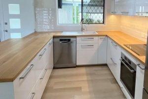 FlatPak ConneXion Kitchen Insallation 26
