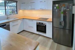 FlatPak ConneXion Kitchen Insallation 27