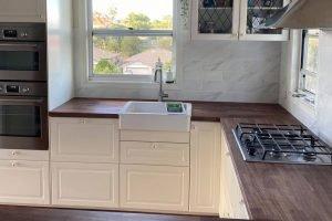 FlatPak ConneXion Kitchen Insallation 28