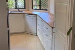 FlatPak ConneXion Kitchen Insallation 36