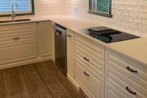 FlatPak ConneXion Kitchen Insallation 43