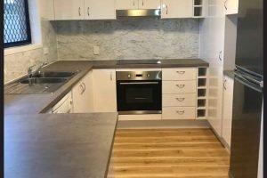 FlatPak ConneXion Kitchen Insallation 46