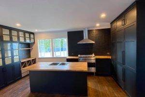 FlatPak ConneXion Kitchen Insallation 5