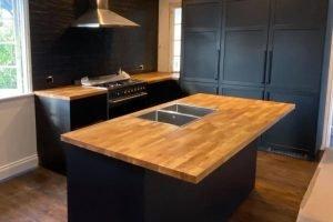 FlatPak ConneXion Kitchen Insallation 8