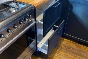 FlatPak ConneXion Kitchen Insallation 9