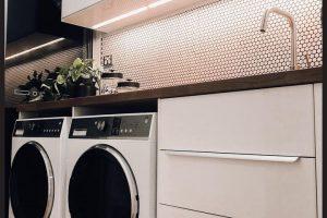 FlatPak ConneXion Laundry Installation 1