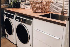 FlatPak ConneXion Laundry Installation 2