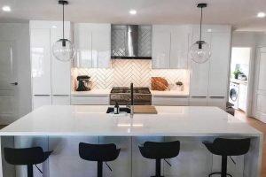 FlatPak Connexion Kitchen Installation 2